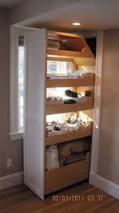 Good But Hanging Racks Instead Of Shelves For Bedroom Closet
