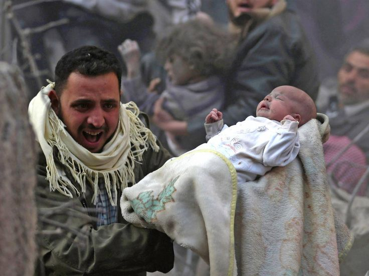 UN to Stop Updating Death Toll In Syria Conflict | The Independent