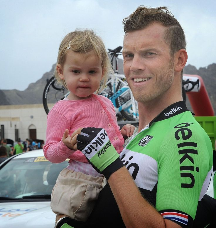 Photo of Lars Boom & his  Daughter  Kee Boom