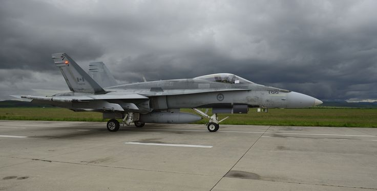 Tail Number (788): A CF-18 Hornet fighter jet taxis in Câmpia Turzii, Romania, getting ready to take-off for a local familiarization flight of the region, during NATO reassurance measures on May 12, 2014.   Photo by MCpl Patrick Blanchard, Canadian Forces Combat Camera (IS2014-3022-11)
