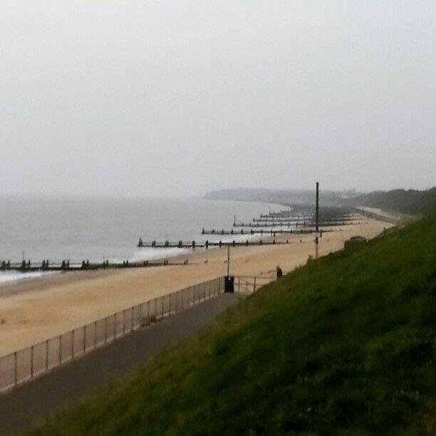 Gorleston beach