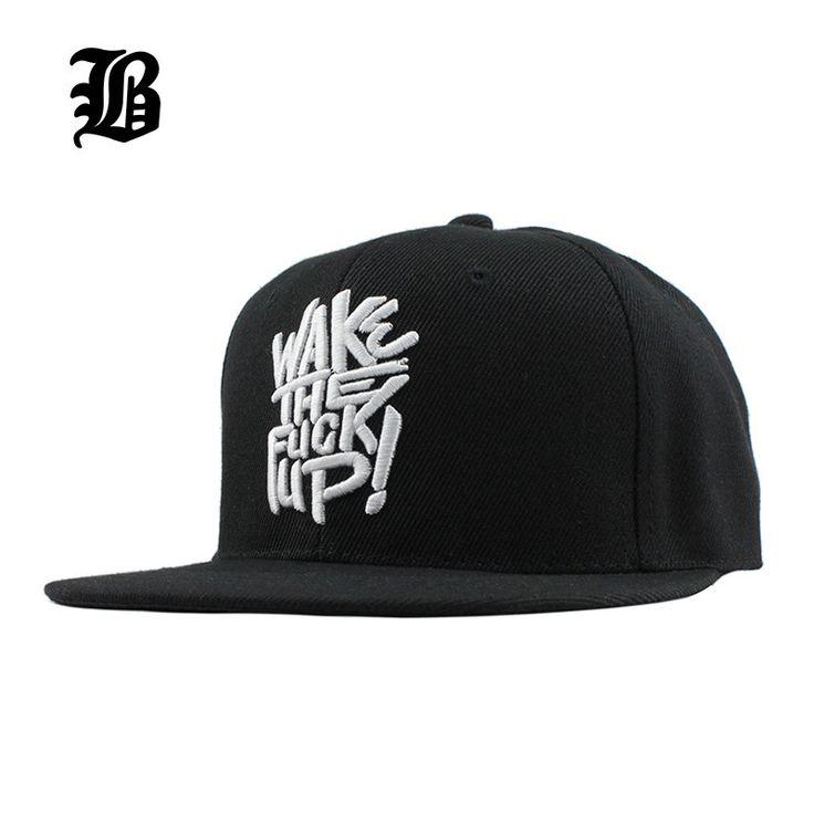 High quality snapback 3D pierced embroidery hip hop cap flat bill baseball cap for men and women Gorras Planas Casquette