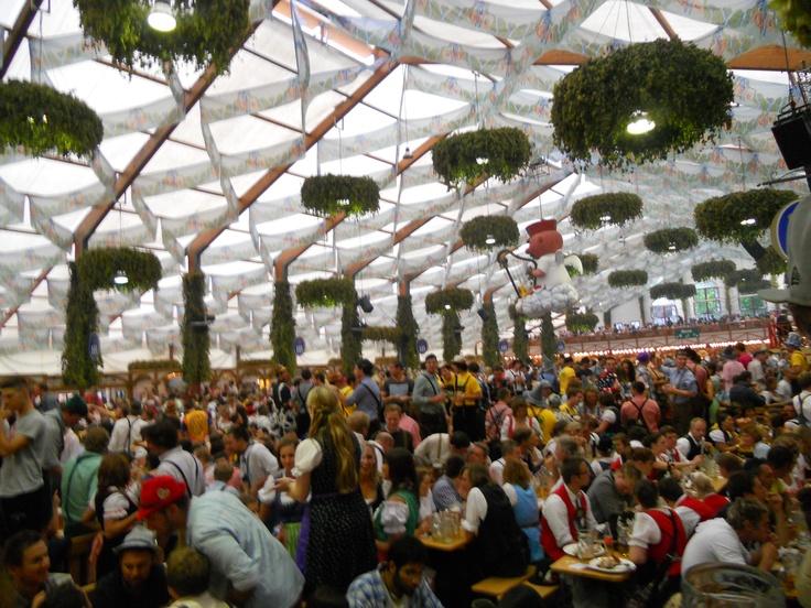 Best Munich Oktoberfest Ideas On Pinterest Oktoberfest - 10 best tents to visit at oktoberfest in munich