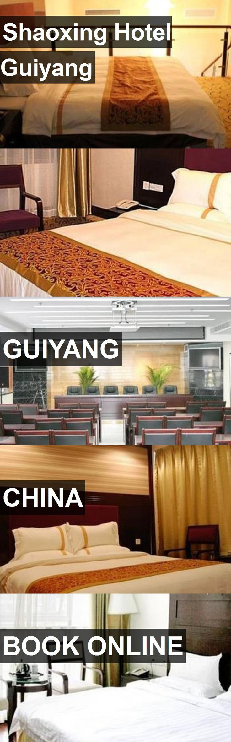 Shaoxing Hotel Guiyang in Guiyang, China. For more information, photos, reviews and best prices please follow the link. #China #Guiyang #travel #vacation #hotel