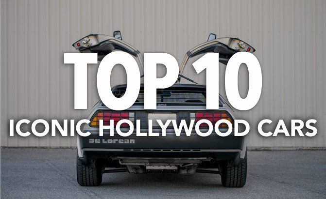 HPI takes a look at the 10 Most Iconic Hollywood Movie Cars, from the Love Bug to the Mustang in Bullitt.