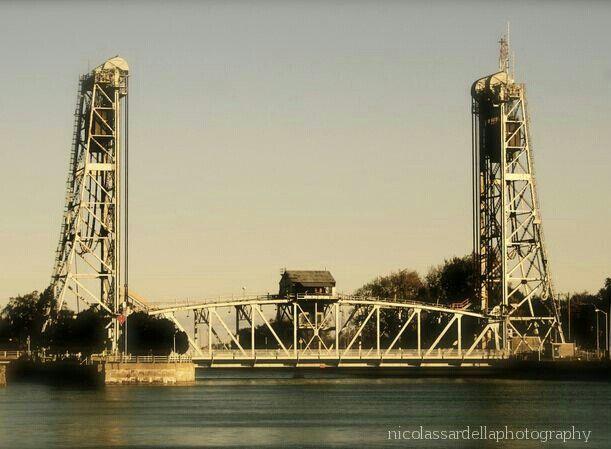 Port Colborne Clarence Street Bridge