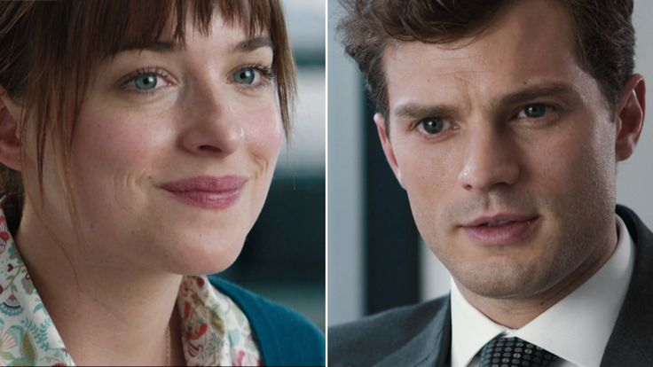 'Fifty Shades of Grey' exclusive: Christian makes Ana a special offer (Dakotah is excellent in this clip!!)