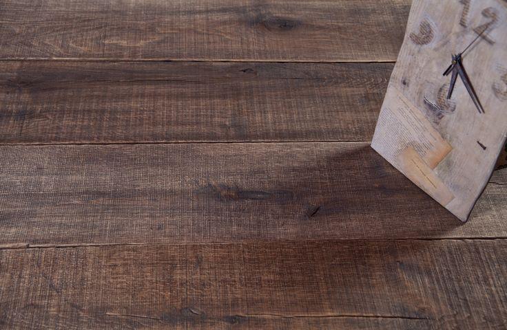 Antique Oak handmade floor Viejo Collection  www.antiqueoak.pl