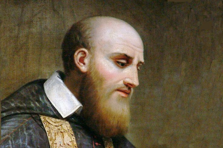 "ST. FRANCIS DE SALES, BISHOP AND DOCTOR ""Do not lose your inner peace for anything whatsoever, not even if your whole world seems upset. If you find that you have wandered away from the shelter of God, lead your heart back to Him quietly and simply."""