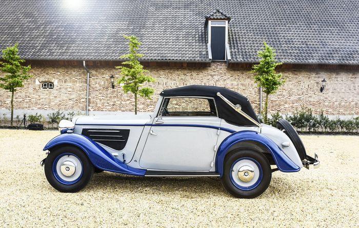 BMW - 319 Cabriolet - 1936