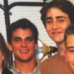The Adorable Photo Proof That Matt Bomer And Lee Pace Have Been Best Friends Since High School