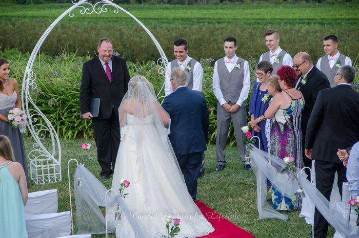 Wedding photographer, Candid Photos of a Lifetime  The 1st look of the groom to his bride