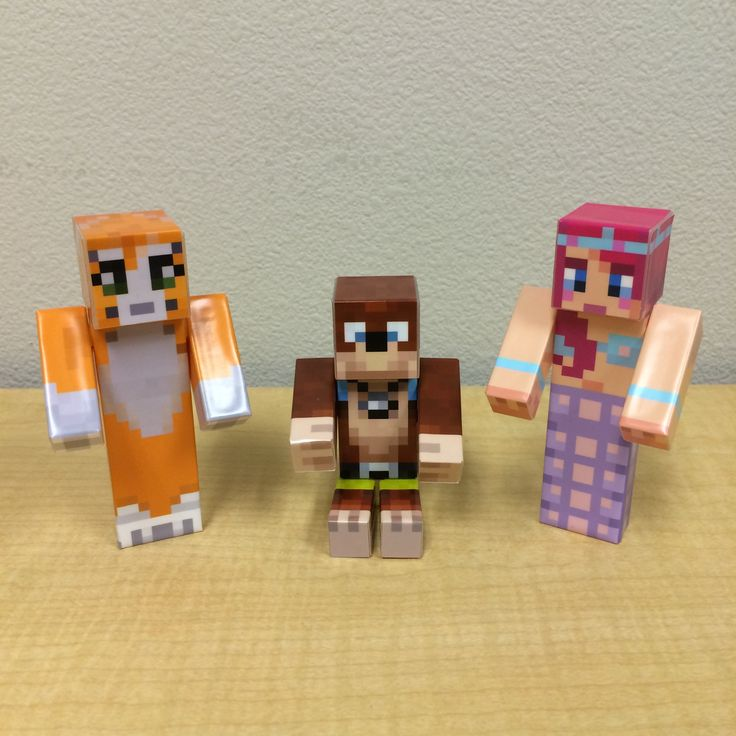 Cool Minecraft Toys : Check out our custom toys for minecraft get one made with