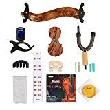 Review for Mugig Violin Accessories Kit with Tuner, Rosin, String and Holder, Special Violi... - Melissa Warren - Blog Booster