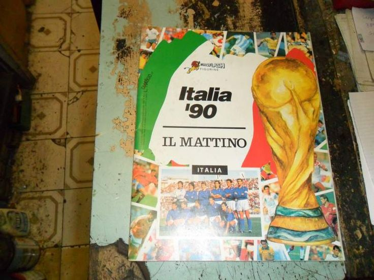 Album figurine ITALIA 90