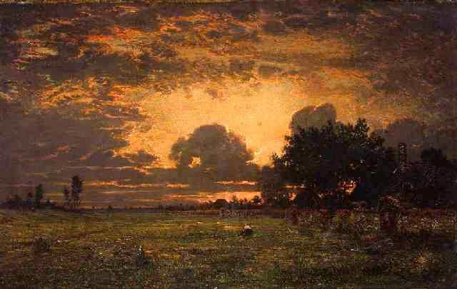 Théodore Rousseau | The Barbizon school of painters | Tutt'Art@ | Pittura • Scultura • Poesia • Musica