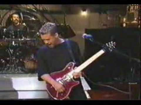Van Halen on David Letterman Show 1995
