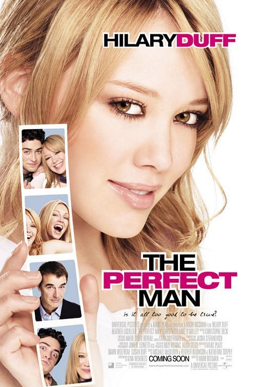 The Perfect Man Movie Poster