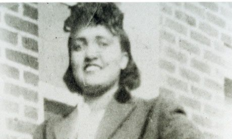 Henrietta Lacks    Henrietta Lacks died of cervical cancer in Baltimore's Johns Hopkins hospital , 4 October 1951.  Doctors took her cells without consent and made big profits for the drug companies, but today her surviving children can't afford health insurance.    Sad state of affairs