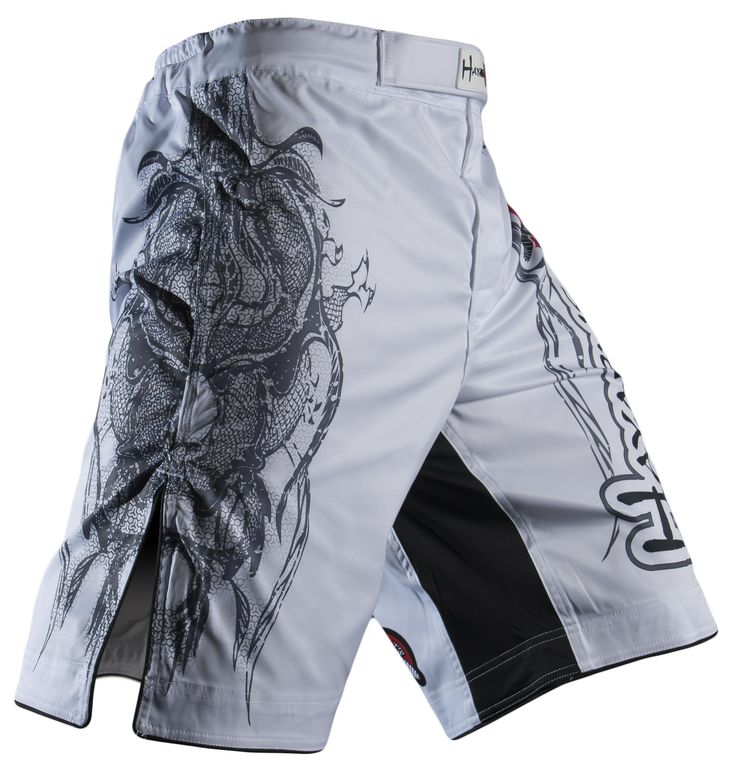 Love board shorts especially when they can double as mma gear