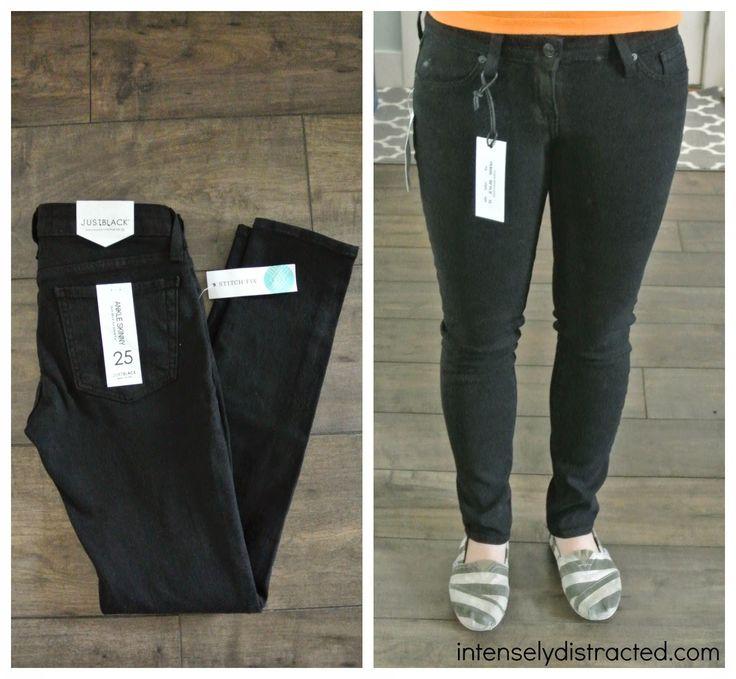 Just Black Jeans - Xtellar Jeans