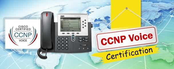 CCNP Voice Certification