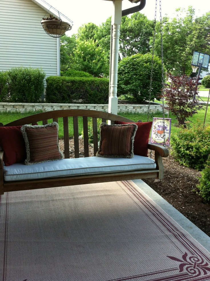 Best 25 Front Porch Swings Ideas On Pinterest Southern