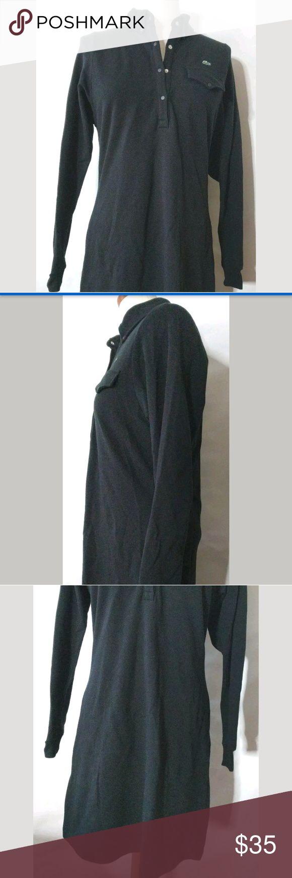 I just added this listing on Poshmark: Lacoste #knit e #Knit #Polodress #TennisDress Size 38 Med. #shopmycloset #poshmark #fashion #shopping #style #forsale #Lacoste #Dresses & Skirts #longsleeve