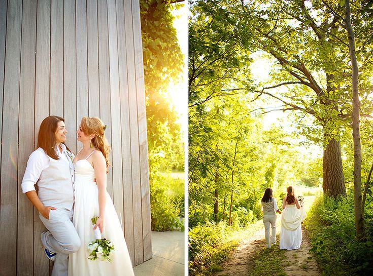 66 best Lesbian Weddings images on Pinterest Lesbian wedding