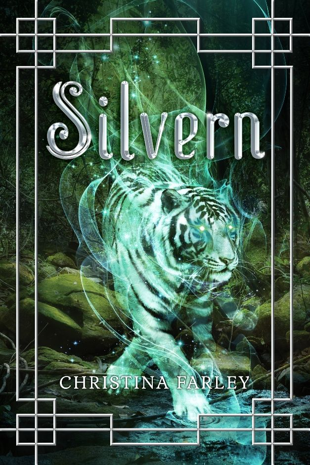 'Silvern' by Christina Farley: Read the first chapter