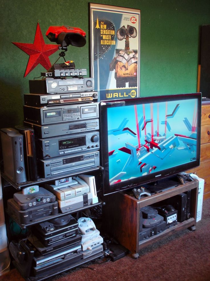 Retro Gaming Setup Re The Best Game Console Ever Page