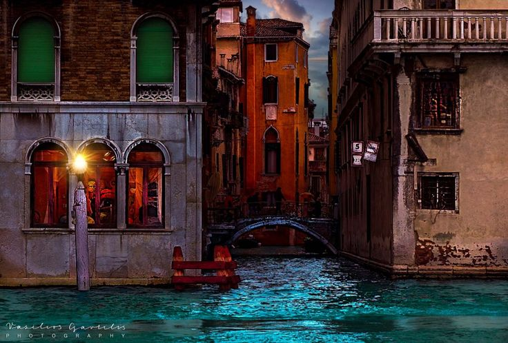 Grand Canal Venice | PHOTOinPHOTO
