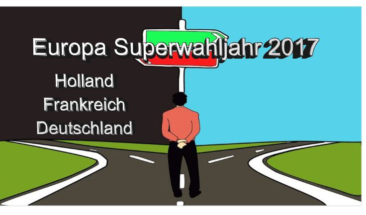 Bildquelle: waldryano/ https://pixabay.com/de/entscheidung-wahl-pfad-road-1697537/ In der Politik gibt es Wahlen, Wahlen und nochmals Wahlen. In Holland und in Frankreich wird gewählt und in Deutschland, dort mehrmals.  Mehr Text >> https://pagewizz.com/was-bringt-uns-das-jahr-2017-35743/