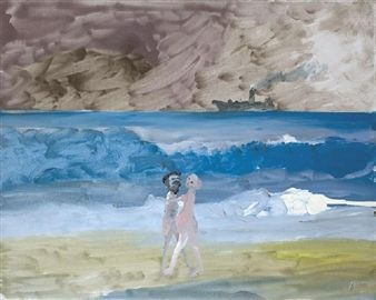 CHIC By Sidney Nolan ,1981