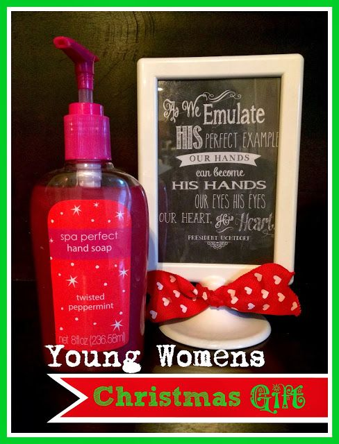 Christmas Gift idea for Young Womens. From Marci Coombs Blog