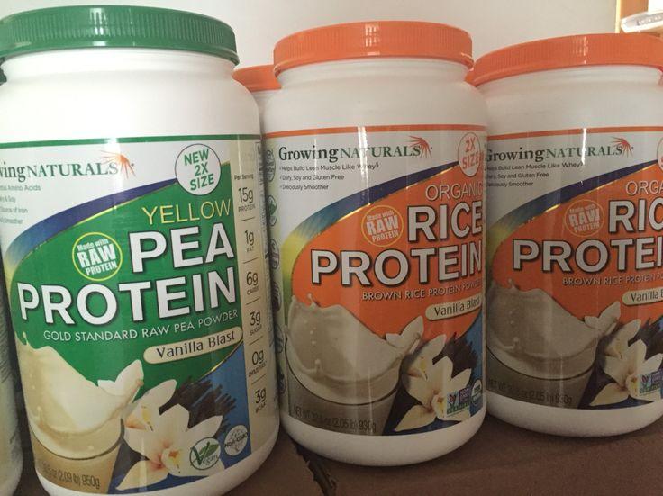 Rice protein 100% BIO&RAW