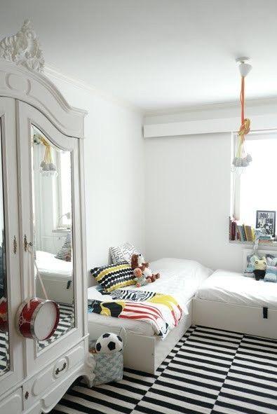 Skønne deleværelser « Colorama boligdrømme