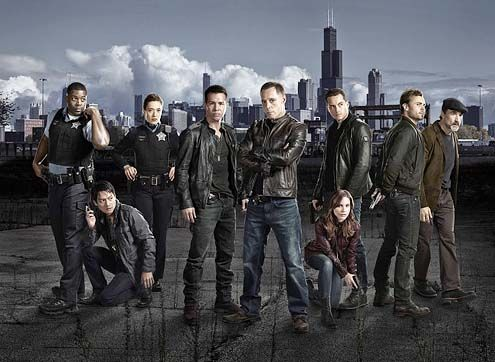 Chicago PD! Really like this show...thanks Heather Wilson-Payne for introducing it to me!