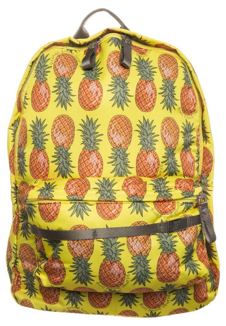 George Gina plecak ananasy