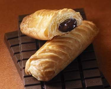 Recette Feuilletés au chocolat, notre recette Feuilletés au chocolat - aufeminin.com