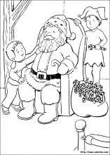 Distribution of barley sugar | christmas coloring | Christmas colors ...