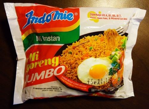 #729: Meet The Manufacturer: Indomie Mi Instan Mi Goreng Jumbo