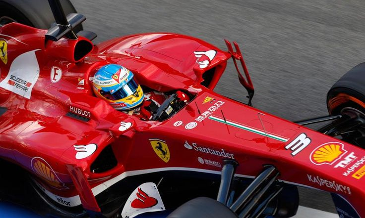 F1: Barcelona Day Three - Alonso Sets The Pace For Ferrari http://RacingNewsNetwork.com/2013/02/21/f1-barcelona-day-three-alonso-sets-the-pace-for-ferrari/