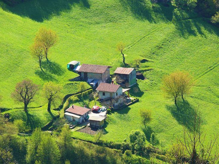 cambio di stagione (Terzana di Pisogne) Italy