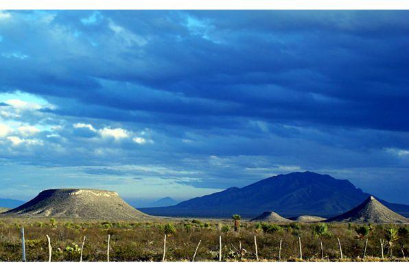 Ciudad Acuna, Mexico - Just across the Rio Grande from Del ...