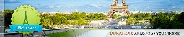 Skip the Line - Eiffel Tower Ticket