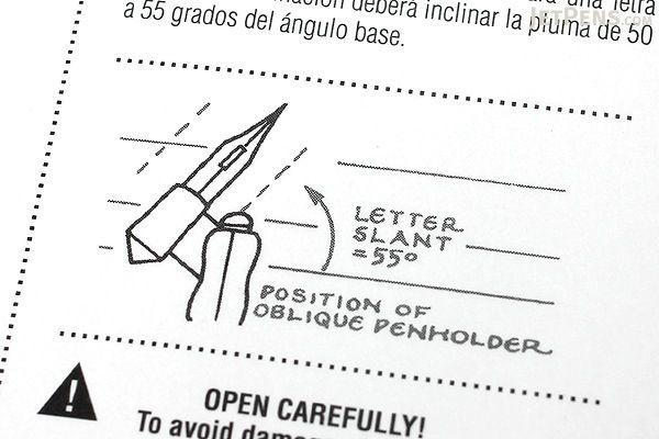 Speedball Oblique Pen Set - SPEEDBALL 2968