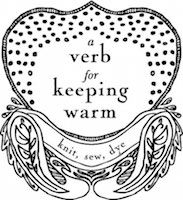 A Verb for Keeping Warm — Boro Bags with Jody Alexander - Coming Soon!