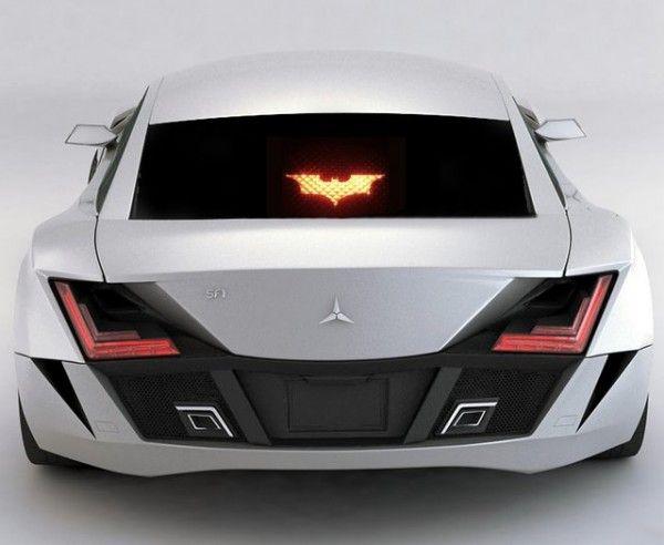 Batman Brake Light Mask  $11