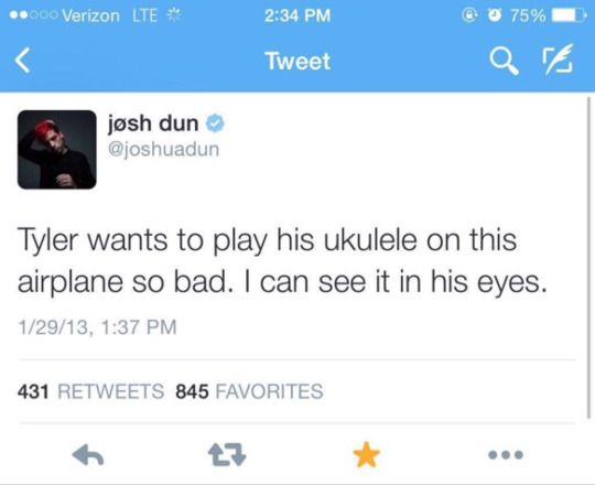 Josh Dun & The Other One
